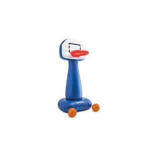 Kosz do koszykówki dla dzieci + 2 piłki (57502np) marki Intex