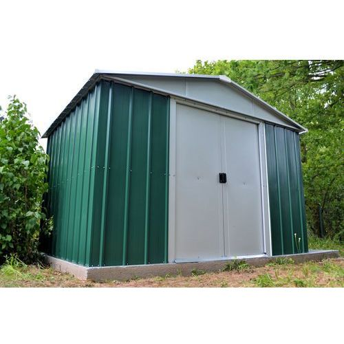 Domek ogrodowy blaszany emerald deluxe 2020 x 1370 marki Yardmaster