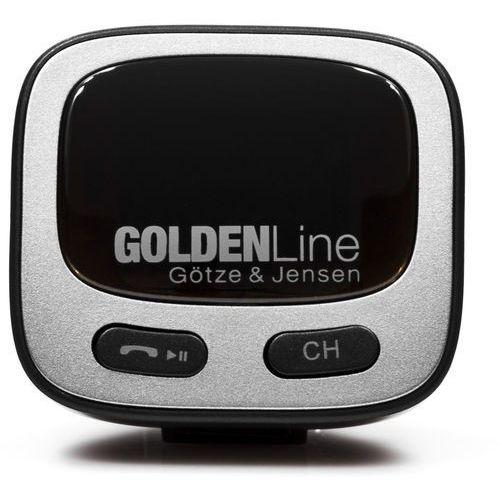 Transmiter fm golden line ft002 + zamów z dostawą jutro! + darmowy transport! marki GÖtze & jensen