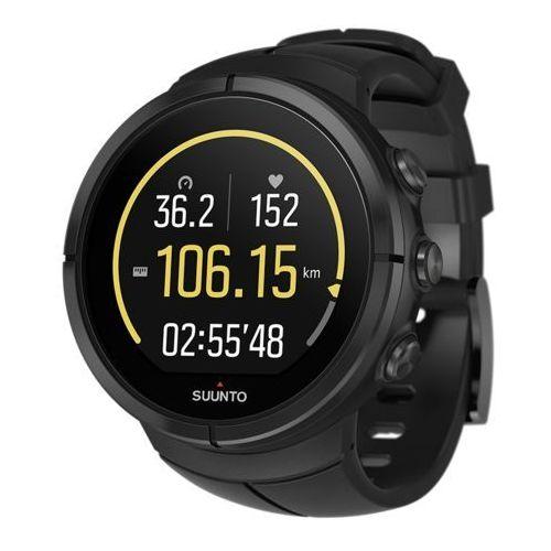 Suunto spartan ultra all black titan hr – zegarek multisportowy z gps