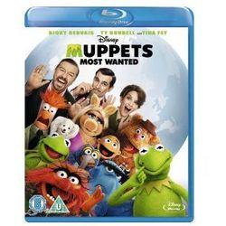 Muppety: Poza prawem [Blu-Ray]