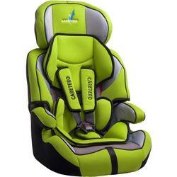 Fotelik samochodowy CARETERO Falcon zielony + DARMOWY TRANSPORT!