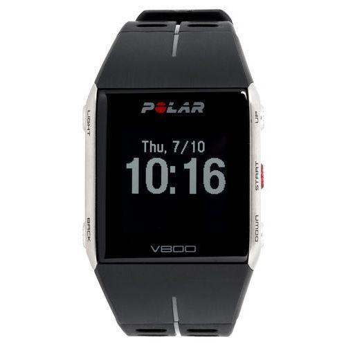 v800 - zegarek sportowy z gps (czarny) marki Polar