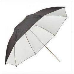 Parasolka czarno-biała 102cm