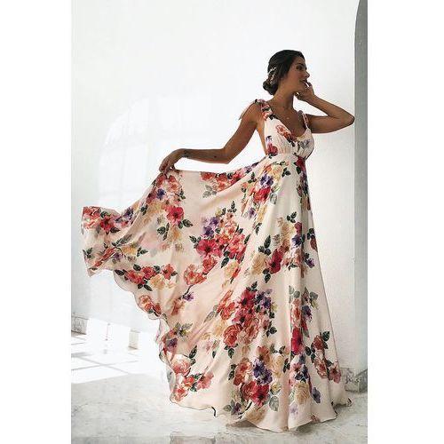 Sukienka ABIGAIL, kolor wielokolorowy