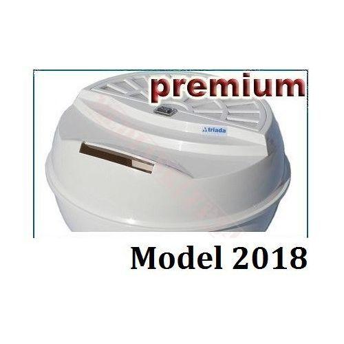 Nawilżacz powietrza premium oczyszczacz, jonizator model 2018 marki Triada