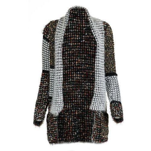 Desigual sweter damski Arraga L szary (8434486192539)