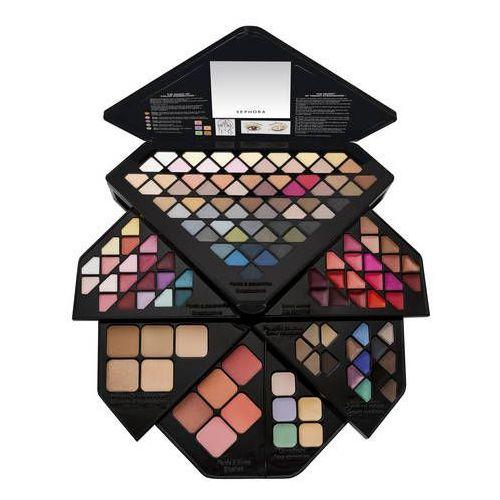 Into the stars palette - paleta do makijażu oczu i twarzy marki Sephora collection