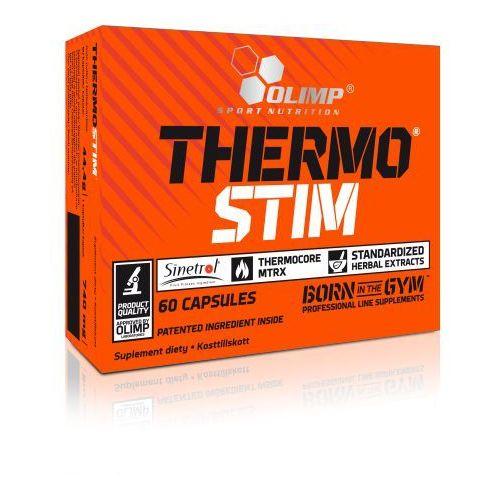 Spalacz tłuszczu thermo stim - 60 kaps. marki Olimp