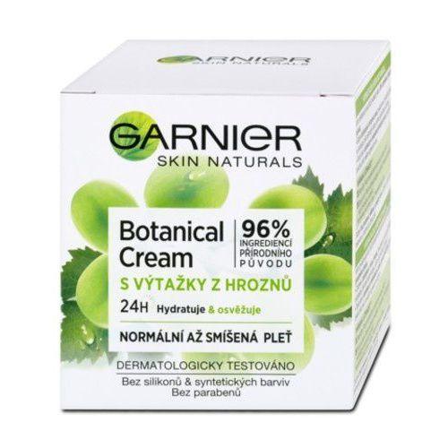 Garnier Krem z ekstraktem z zielonej herbaty dla skóry normalnej i mieszanej Skin Natura l s (Botanical ) Cr