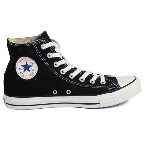 unisex chuck taylor all star canvas hi-top trainers - black - uk 3 marki Converse