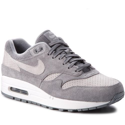 Buty NIKE - Air Max 1 Premium 875844 005 Cool Grey/Wolf Grey/White, 40-46