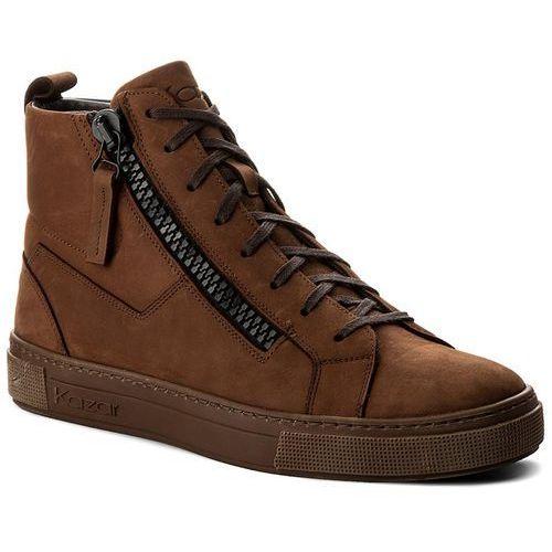 Sneakersy KAZAR - Leo 27410-03-02 Brązowy, 41-45