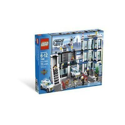 Lego City Posterunek Policji 7744 Porównaj Ceny Z Najtaniejco