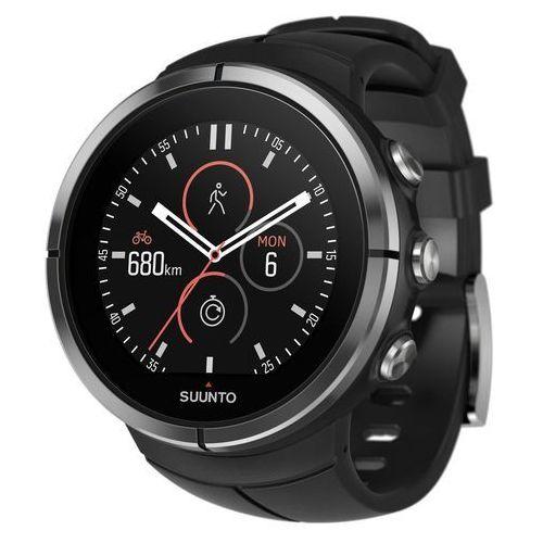 Suunto spartan ultra black hr – zegarek multisportowy z gps (6417084202635)