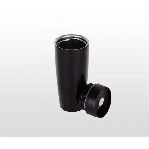 Kubek termiczny travel cup 350 ml (czarny) marki Termio