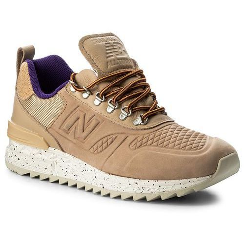 Sneakersy NEW BALANCE - TBATRA Beżowy, kolor beżowy