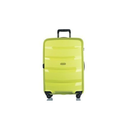 d744c9cda7b8 PUCCINI walizka duża PP012 kolekcja ACAPULCO 4 koła materiał polipropylen  zamek szyfrowy TSA