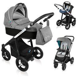 Baby Design Husky New+Winterpack+fotelik