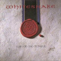 WHITESNAKE - SLIP OF THE TONGUE (LIMITED RED VINYL) EMI Music 5099962456319