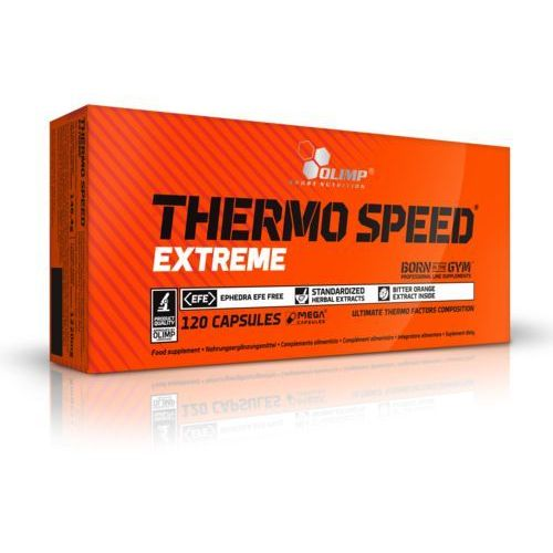 Olimp Thermo Speed Extreme - 120 kaps., 00001272