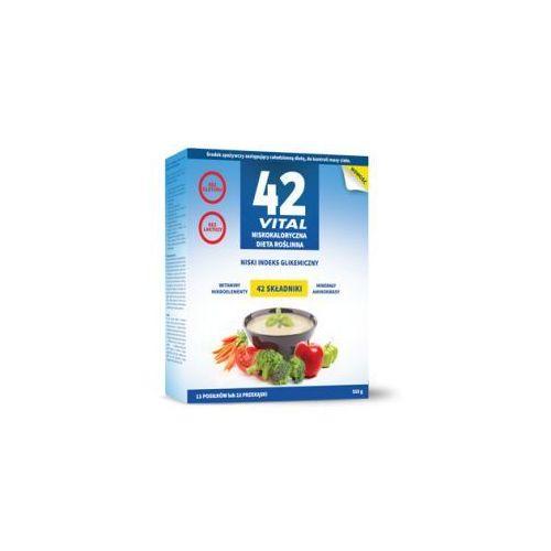 42 Vital Niskokaloryczna dieta Roślinna