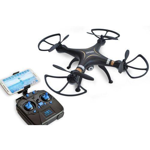 Duży Dron KK8SK z kamerą HD z FPV i funkcją zawisu