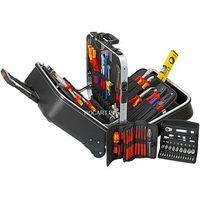 """f9c43a4f61764 Knipex 00 21 41 Walizka narzędziowa """"BIG Twin Move"""" dla elektryków"""