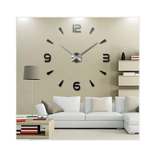 S.t.i. ltd. Ogromny zegar ścienny 3d (regulowana średnica od 70-150cm!!).