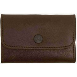 c39302370520e Reell Portfel - essential leather brown (brown)