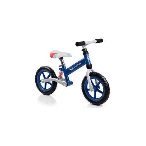 Rowerek biegowy evo niebieski + darmowy transport! marki Kinderkraft