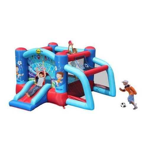 Happyhop Dmuchany plac zabaw futbolowy zamek