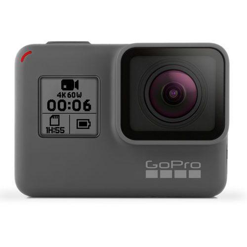 Gopro Kamera sportowa hero6 black + extra rabat! zyskaj do 20% rabatu! + darmowy transport!