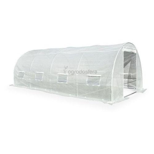 Garden point Tunel foliowy do uprawy roślin 3x6m biały - transport gratis!