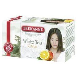 HERBATA TEEKANNE WHITE TEA CITRUS 20K