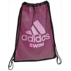 worek trening basen swim mesh bag bk7956 różowa marki Adidas