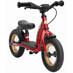 """Rowerek biegowy 10"""" NISKI od 2 lat BIKESTAR GERMANY classic czerwony (4260184711284)"""