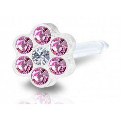 daisy rose / crystal 5 mm marki Blomdahl
