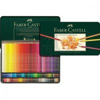Kredki, Kredki Polychromos Faber-Castell 120 kol. 110011 + gratis kredki Polychromos 24 kol. - wysyłka 24H, PRODUKT ORYGINALNY
