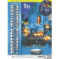 Książki do nauki języka, Nuovo Progetto Italiano 1B podręcznik /CD gratis/ (opr. broszurowa)
