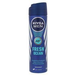 Nivea Men Fresh Ocean 48h dezodorant 150 ml dla mężczyzn