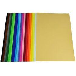 Karton kolor BAMBINO B1 100x70 270g op.20 - żółty ciemny