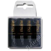 Akumulatorki, 4 x akumulatorki Fujitsu BLACK R6/AA 2550mAh HR-3UTHC (box)