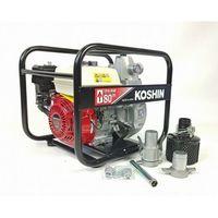 Sprzęt przeciwpożarowy, MOTOPOMPA, POMPA SPALINOWA ciśnieniowa 8 bar do deszczowni Koshin SERH 50V