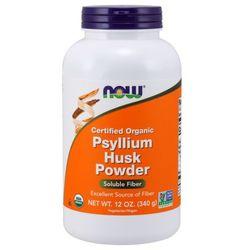 NOW FOODS Whole Psyllium Husks Powder - 340 gram