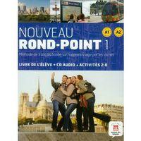 Leksykony techniczne, Rond Point Nouveau A1-A2 podr +CD LEKTORKLETT (opr. broszurowa)
