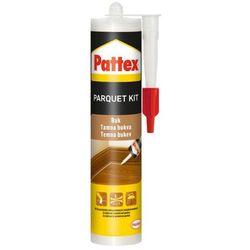 Uszczelniacz do podłóg Pattex Sealant 280 ml ciemny brązowy