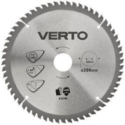 Tarcza do cięcia VERTO 61H108 250 x 30 mm do pilarki widiowa + DARMOWY TRANSPORT!