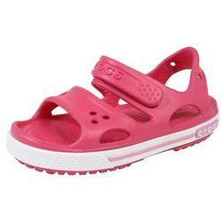 Crocs CROCBAND II Sandały kąpielowe paradise pink/carnation