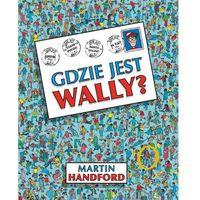Książki dla dzieci, Gdzie jest Wally? (opr. twarda)